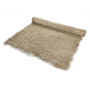 Erosion Control Blanket 112-1/2 ft. UVD Single Net Straw Blanket ES318UVD