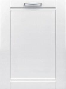Bosch 800 Series 23-1/16 x 33-7/8 x 23-9/16 in. 12A 42dB Undercounter Dishwasher in Panel Ready BSHVM78Z53N