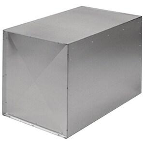 Comfort Air 23-1/2 x 21-4/5 in. Return Air Box CRAB235X218X14