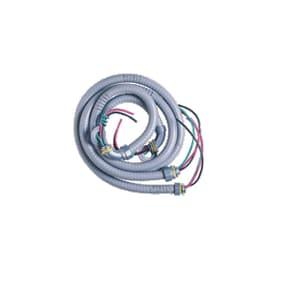 Bramec Corporation 4 ft. x 3/4 in. 8 ga Whip with Metallic Fitting B18835