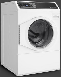 Alliance Laundry Systems 3.42 cf 9-Setting Front Load Washer in White SFF7004WN