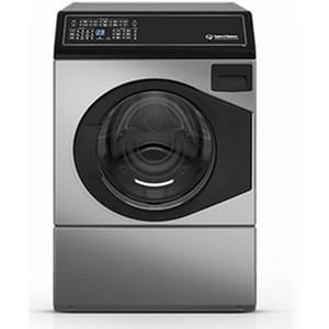 Alliance Laundry Systems 3.42 cf 9-Setting Front Load Washer in Stainless Steel SFF7004SN