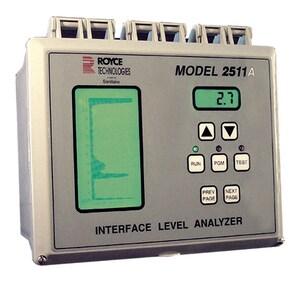Xylem Interface Leveling Analyzer for Royce 25 Sensor R2459720F at Pollardwater