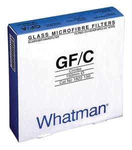 GE Healthcare Whatman® 4-33/100 in. Glass Fiber Filter Paper 100 Pack (Less Binder) G1827110 at Pollardwater