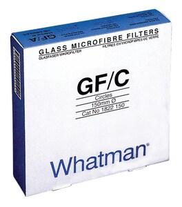 GE Healthcare Whatman® 1-67/100 in. Glass Fiber Filter Paper (Less Binder) G1827042 at Pollardwater