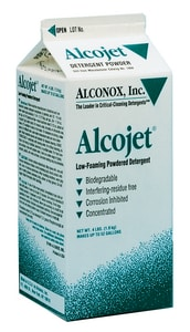 Alcojet® 25 lb. Low Foaming Powdered Detergent A1425 at Pollardwater