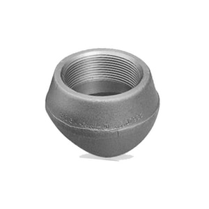 Merit Manufacturing Weld-Miser™ Tee-Let® 2-1/2 x 3-1/2 - 4 in. Carbon Steel Threadolet M1325035