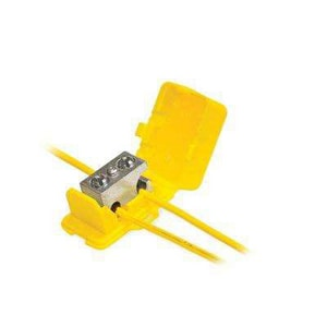 King Innovation 1-23/25 in. Whirlpool Lug in Yellow K90120