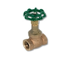 Not For Potable Use 1 GLOBE Needle Valve 200PSI Bronze L906BSG