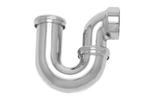 PROFLO® 1-1/4 x 1-1/2 in. Brass Sink Trap Chrome PFPTB501