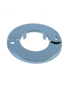Plumbing Products Sure Grip 1-1/2 in. Metal Hinged Escutcheon in Chrome PPF35