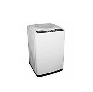 Avanti 3 cf 8-Cycle Portable Electric Top Load Washer in White ATLW30W