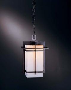 Hubbardton Forge Tourou Hanging Lantern in Dark Smoke H36600507H93