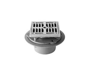 Plumbing Products 2 in. Threaded Shower Drain PS