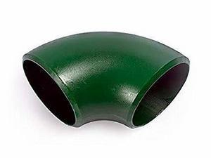 Aquatherm Greenpipe® 12 in. Straight and Short Radius SDR 11 Polypropylene 90 Degree Elbow in Green A112143SZ