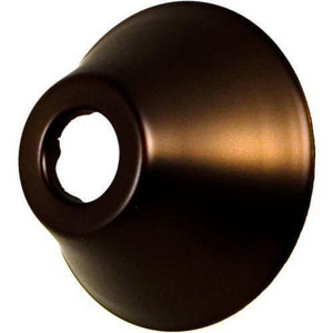 Signature Hardware Sure Grip 5/8 in. Metal Bell Escutcheon in Oil Rubbed Bronze SH273ORB
