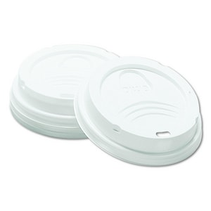 HP Products 8 oz. Dome Hot Cup Lid (Case of 1000) H166341