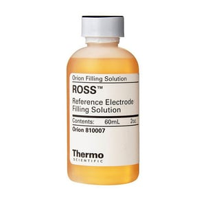 Thermo Fisher Scientific Orion™ 60ml Electrode Filling Solution for Orion pH Electrode T810007 at Pollardwater