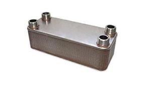 Central Boiler 50 in. Plate Heat Exchanger CEN5636