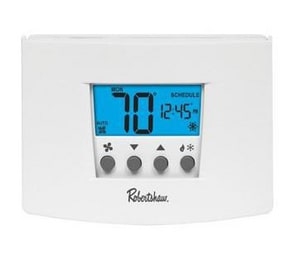 Uni Line North America 7 Day 2 Heat / 2 Cool Programmable Thermostat RS6220