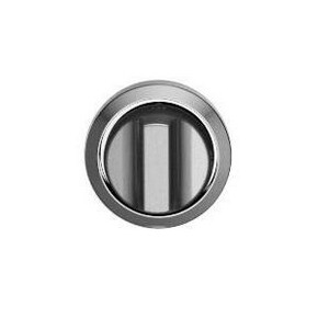 BlueStar Cooking Brushed Stainless Steel Knob BSSKNOB