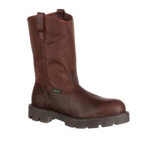Rocky Brands Size 12 Men's Medium Steel Toe Boot RG11112M