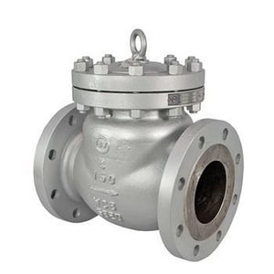 DSI Forum Energy Technologies 3 in. Carbon Steel Flanged Check Valve D137XUM