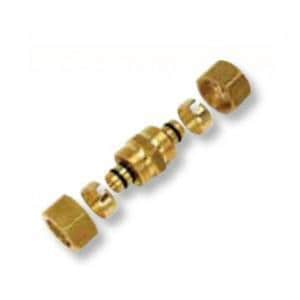 Watts RadiantPEX-AL® 3/8 in. Compression Coupling W81011141