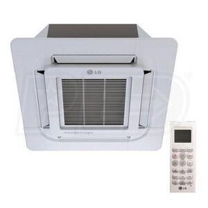LG Electronics Multi F 36 MBH Ceiling Mount Indoor 3 Ton Mini-Split Air Conditioner LGLMHN360HV