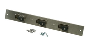 PROFLO® Mop Hanger For Service Sink Chrome PF245