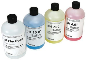 Thermo Fisher Scientific Orion™ 475ml All-In-One pH Buffer Kit for Orion pH Electrode T810199