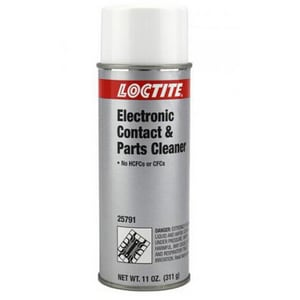 Loctite 11 oz. Aerosol Electric Contact and Part Cleaner L25791