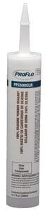 PROFLO® 10.1 oz 100% Silicone Caulk in Clear PFC500CLR