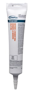 PROFLO® 5.5 oz Tub & Tile Caulk in White PFC301WHT