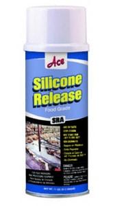 Atlantic Chemical & Equipment 11 oz. Silicone Food Grade Release Agent ASRA