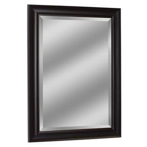 36 x 31 in. Framed Beveled Edge Mirror in Espresso RXFM3136BVESF