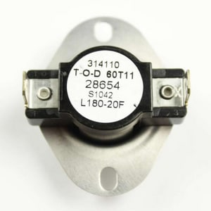 High Limit Switch for Haier America Trading HG80B03508A Furnace EAC710073