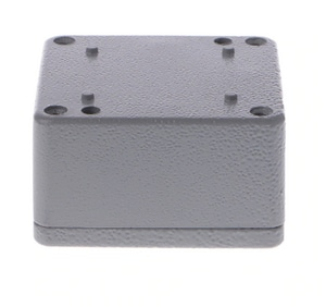 Puredge Lighting TruLine Junction Box in Satin Aluminum ETL16A1REJBOX