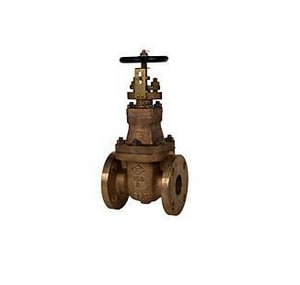 American Flow Control-Acipco Alpha™ 2500 Series 8 in. Restrained Joint Ductile Iron Open Right Resilient Wedge Gate Valve AFC2608FRAGAA