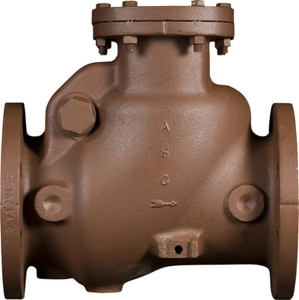 American Flow Control-Acipco 20 in. Flanged Check Valve Lever and Weight A50SC20