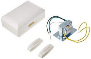 Builder Builder Kit Chime with Junction Box Transformer in White NBK142LWH