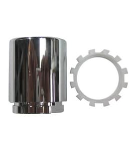 GROHE Universal 3/4 in. Sleeve in Polished Chrome G06689