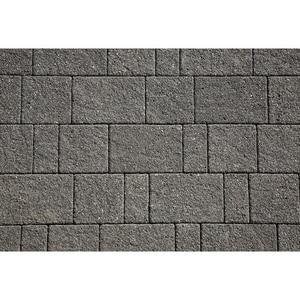 Anchor Block Company XL™ 3 x 18 x 13 in. Concrete Wall Paver in Graphite A16056252