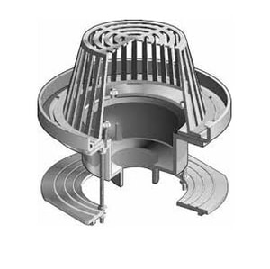 Mifab 15 in. Poly Dome for A2 Body MA2PD