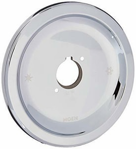 Moen Posi-Temp® Escutcheon in Polished Chrome for TS2141 Tub and Shower Valve M128881