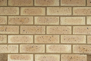 Anchor Block Company Hillcrest™ 6 x 20 in. Concrete Wall Paver in Wheat Blend A34059008