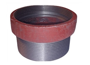 Mifab 4 in. Ductile Iron Hub Strainer MDD50