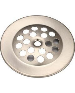 Brasstech Waste and Overflow Strainer in Polished Nickel B260/15