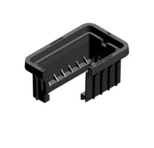 Carson Industries 12 in. Plastic Water Meter Box in Black C14191032