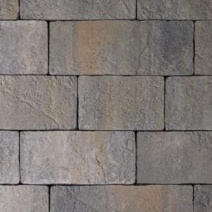 Anchor Block Company 7-1/2 in. Concrete Paver in Grey A10200698